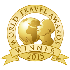 2015_World Travel Awards-WINNER