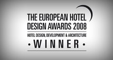 2008_European Hotel Design Awards_winner