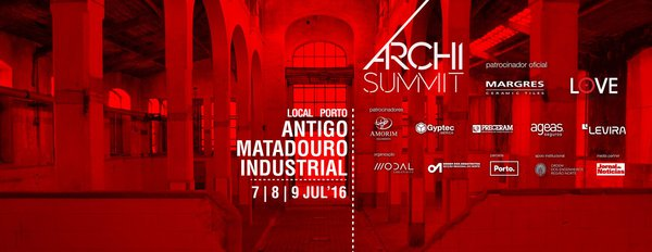 NINI ANDRADE SILVA INVITED INTO ARCHI SUMMIT 2016
